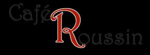 Logo de Café Roussin