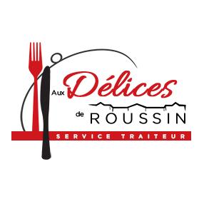 Logo de Aux Délices de Roussin
